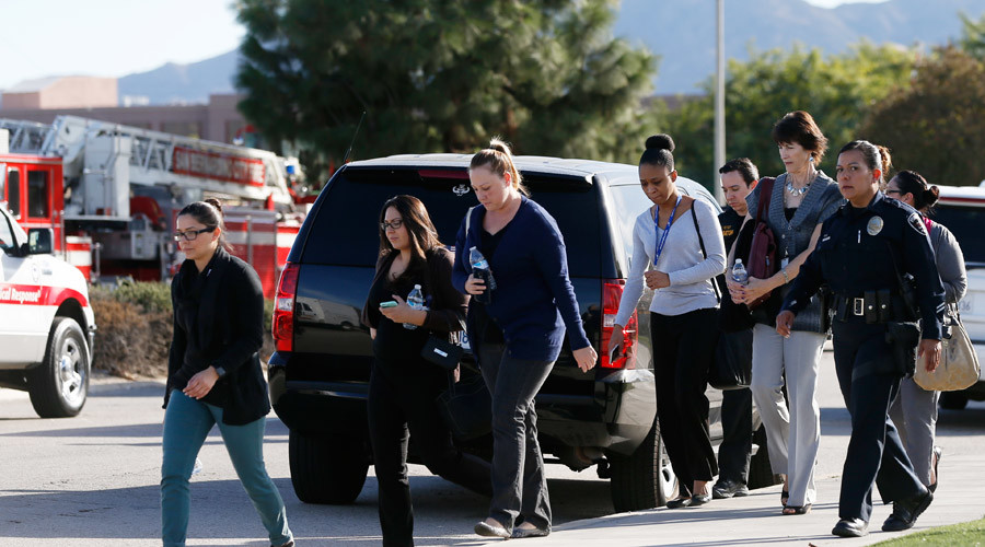 LA Sheriffs share 'Surviving an Active Shooter' video in wake of San Bernardino violence