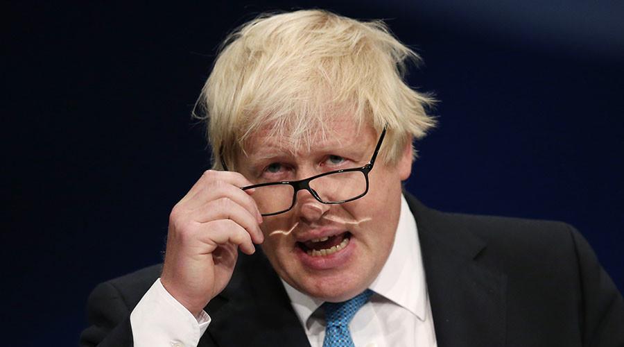 Boris Johnson: 'Set aside Cold War mindset, join Putin & Assad to defeat ISIS'