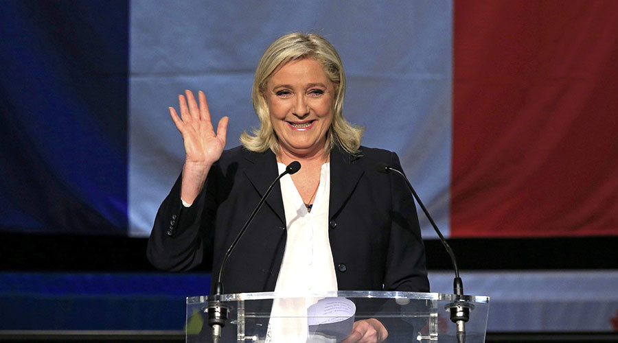 Future president? Marine Le Pen's National Front gains blockbuster victory in regional vote