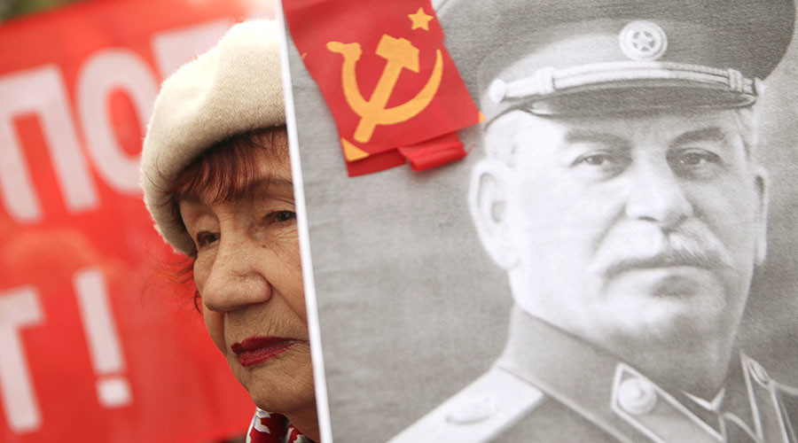 Communists declare 2016 'Year of Stalin'