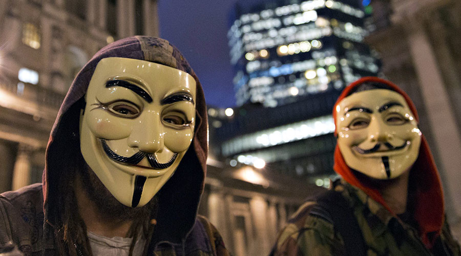 'Mock them for the idiots they are': Anonymous plans 'trolling day' against ISIS