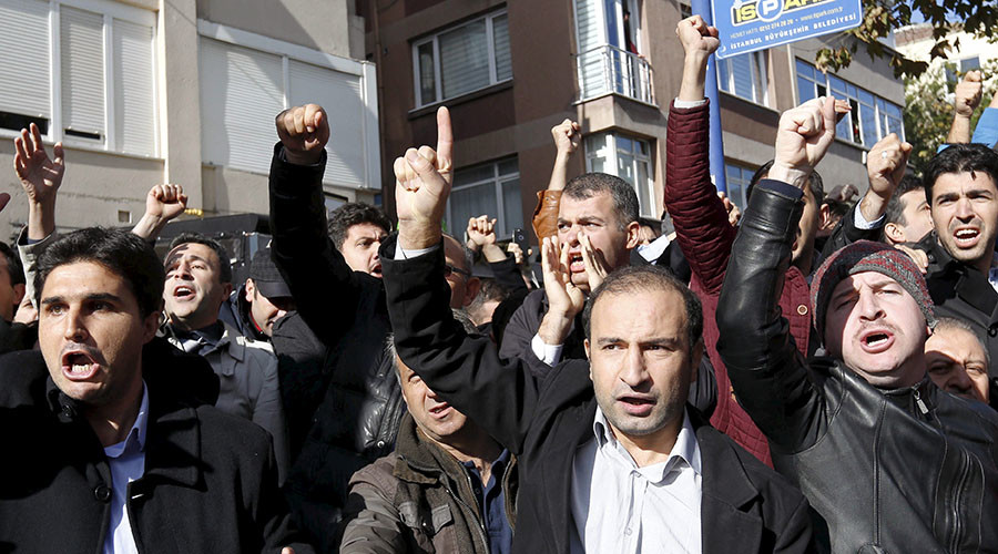 Turkey arrests 18 supporters of President Erdogan's rival, incl. police chiefs – state media