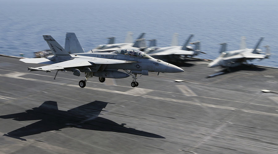 Is Islamic State now equipped with a NATO air force?