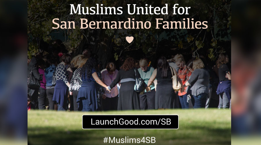 'We wish to respond to evil with good': Muslims raise funds for San Bernardino victims