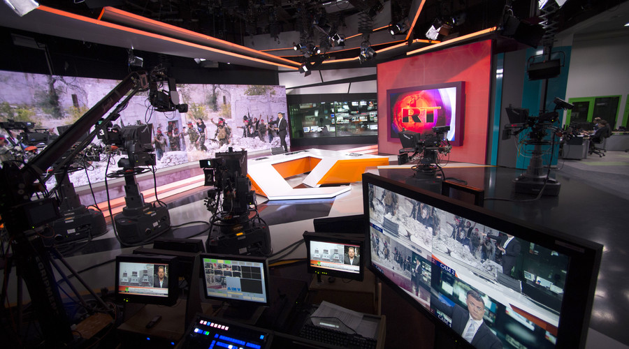Saluting RT's contribution to a world of more diversified news and opinion