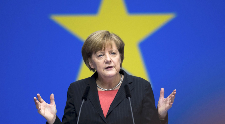 Merkel: Person or 'Un-person' of the Year'?