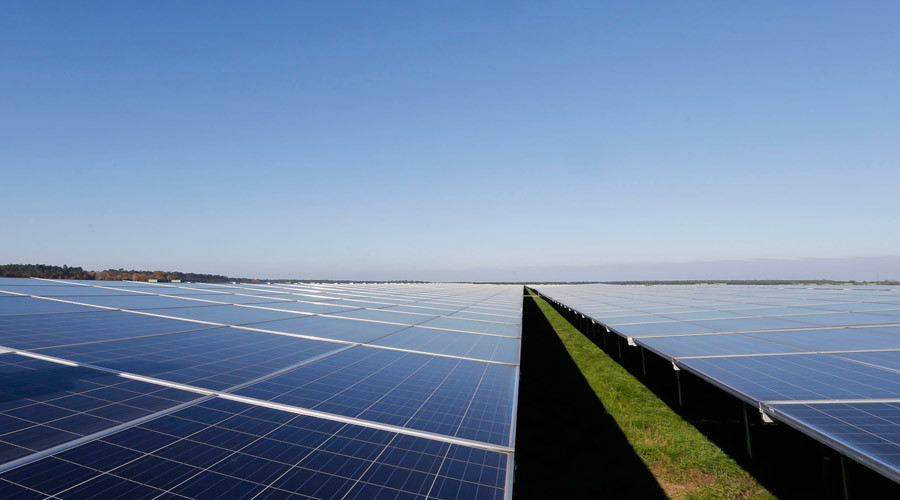 US town fears solar farms would 'suck up all the energy from the sun'