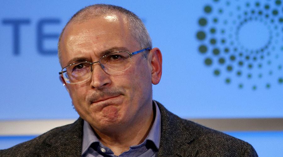 Investigators press murder conspiracy charges against Khodorkovsky