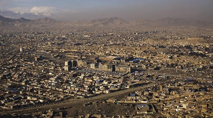 Blasts, gunfight rock Spanish embassy district in Afghan capital