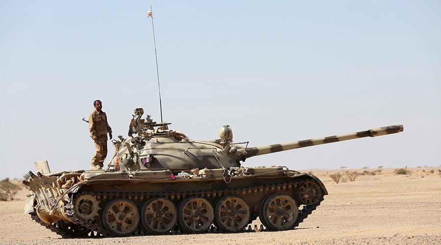 British military and humanitarian policy at odds in Yemen, says senior Tory