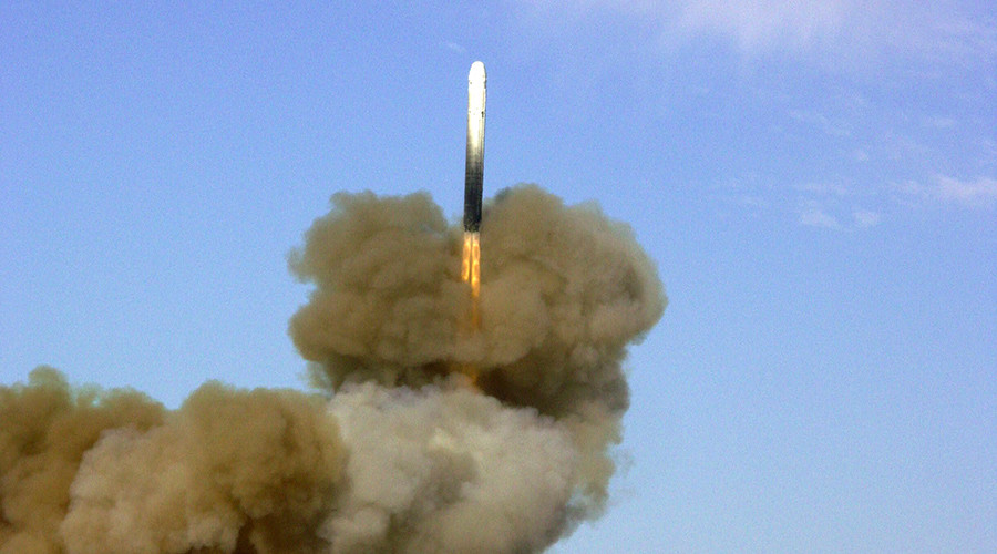 Russian cruise missile falls in residential area in failed test-firing