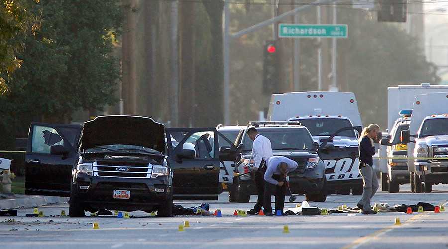 San Bernardino shooter 'expressed desire' for jihad among Facebook friends – feds