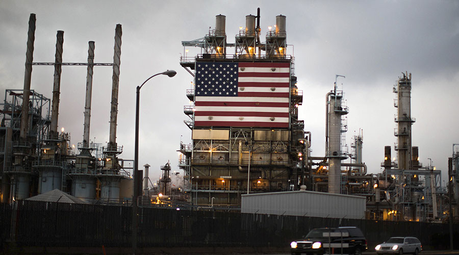 US Congress Republicans agree to lift 40-year ban on oil exports