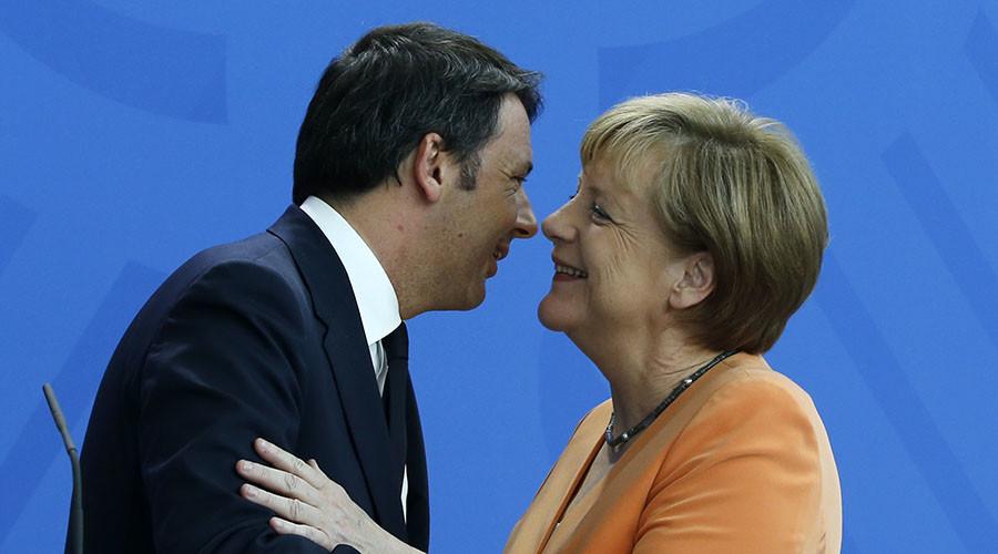 Italy vs. Germany: Nord Stream-2 debate splits EU