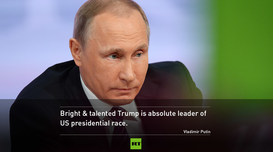 Putin's best Q&A quotes from 'Ankara sucking up to US' to ...