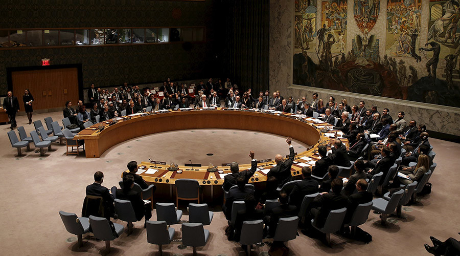 UN Security Council unanimously adopts resolution targeting ISIS finances