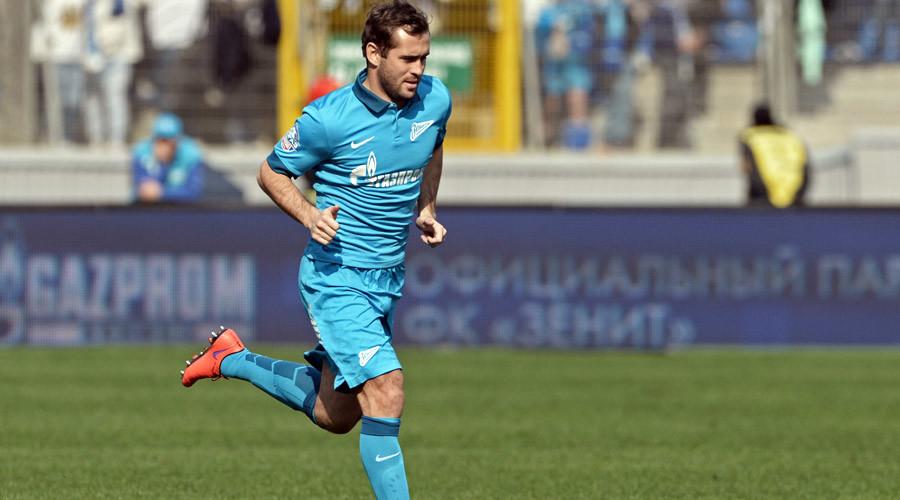 Zenit's Aleksandr Kerzhakov goes on loan to Zurich FC