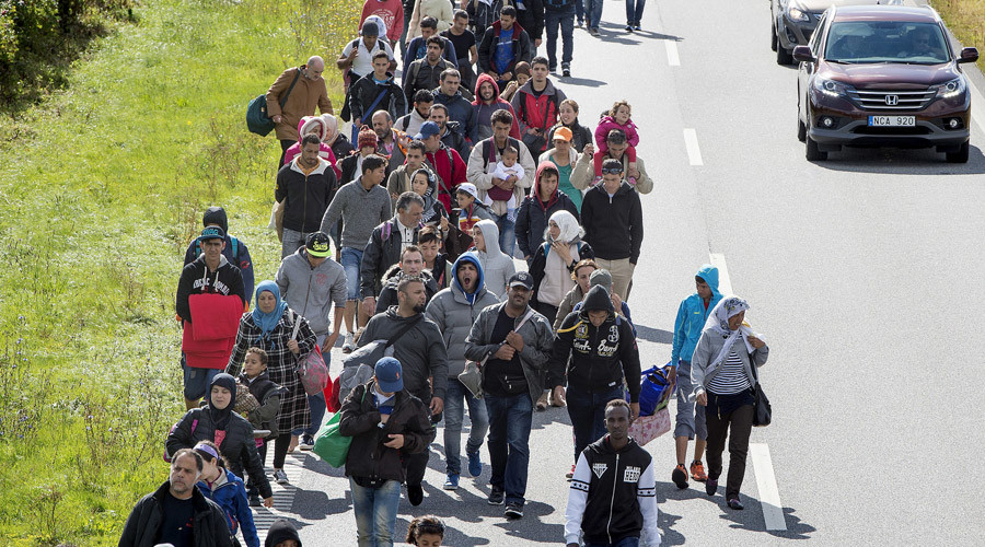 $430 fortune? Denmark defends plans to seize migrants' cash & jewelry