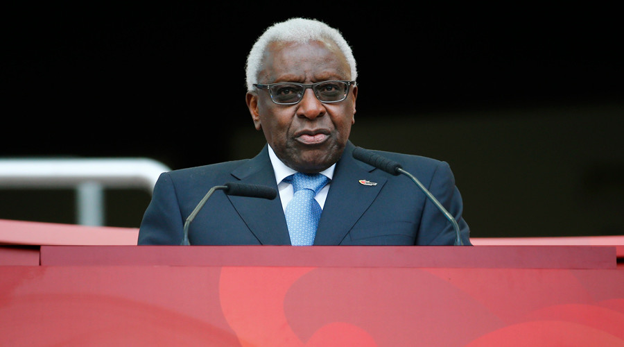 Former IAAF president asked Russia for $2m for political campaign – Le Monde