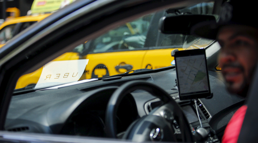 Uber-corruption?  New taxi service threatens good-paying US jobs while enriching a few insiders