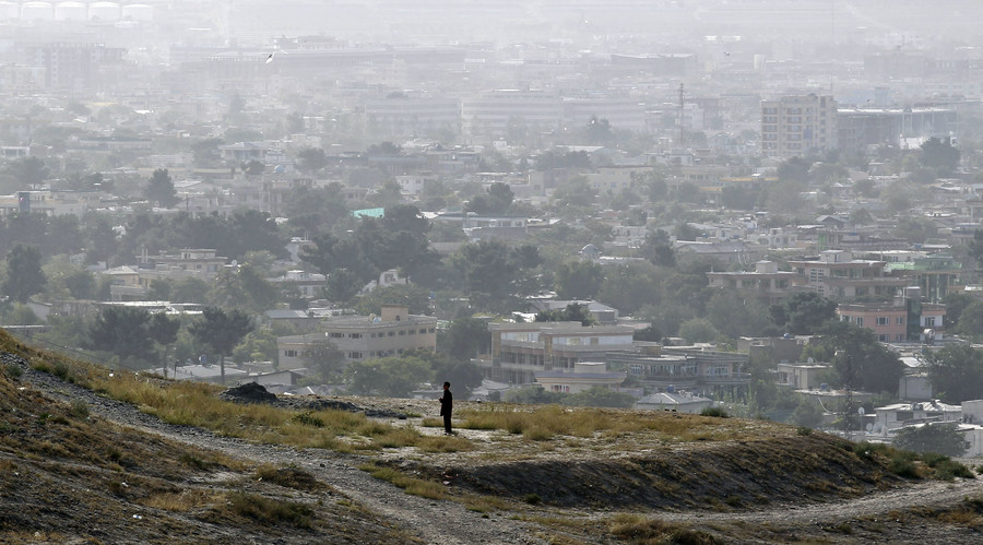 Rockets fall on Kabul as Taliban intensifies onslaught across Afghanistan