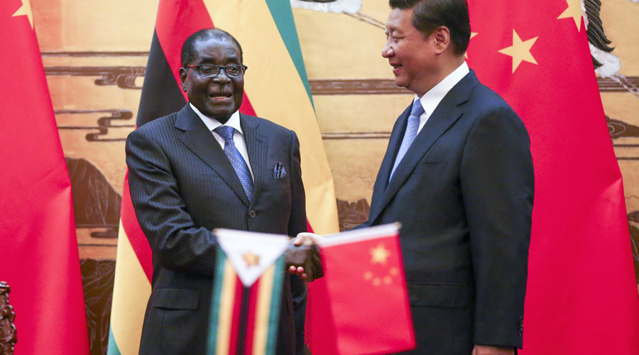 Zimbabwe to adopt Chinese yuan as legal tender in debt write-off