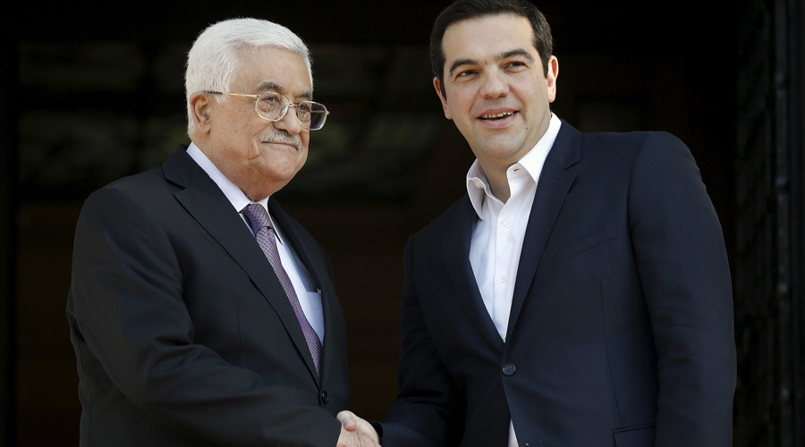 Greek parliament votes to recognize independent Palestinian state