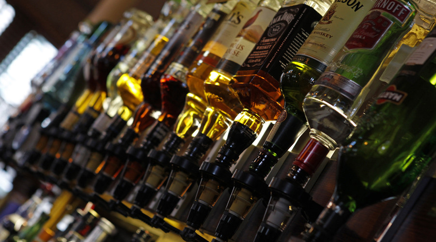 Drink to good health? Alcohol-related hospital admissions up 50%