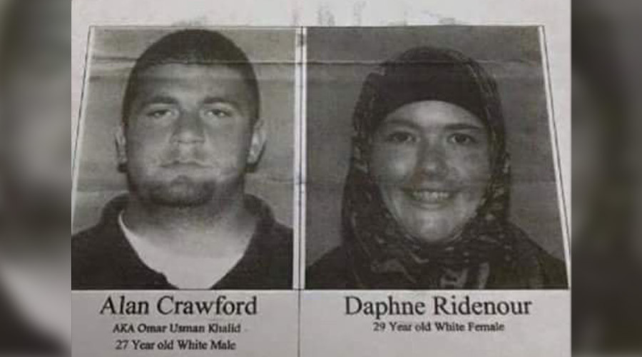 Muslim couple branded 'terrorist' on social media after police ask them to leave mall