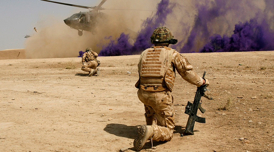 'Dig 200 graves': UK troops return to Helmand as local police chief delivers grim prediction