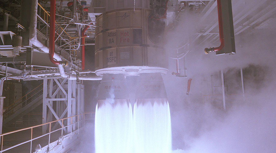 McCain sees red as US gives green light for Russian RD-180 rocket engines order