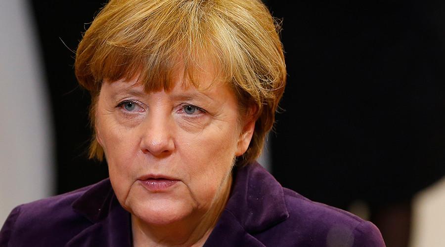 British spies briefed Merkel on ISIS threat
