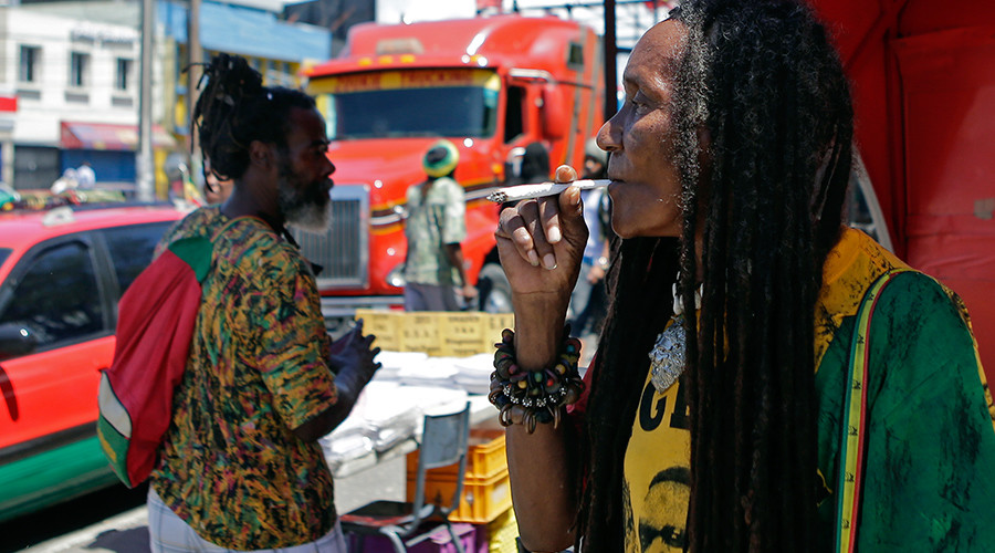Jamaica smokes world stock markets in 2015