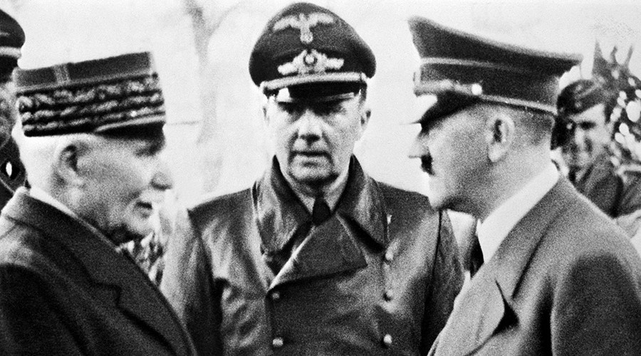 Back to the 1930s – Hitler, Da'esh and the West