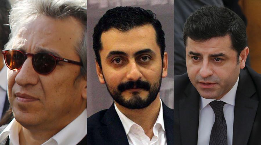 Top Turkish 'traitors' according to Erdogan and Davutoglu