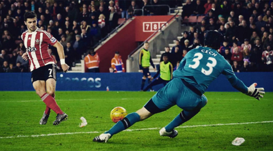Southampton run riot with 4-0 win over 'invisible' Arsenal