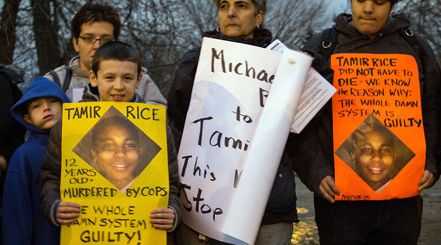 'Tragedy, not crime' - Grand jury declines to indict officer in fatal shooting of 12yo Tamir Rice
