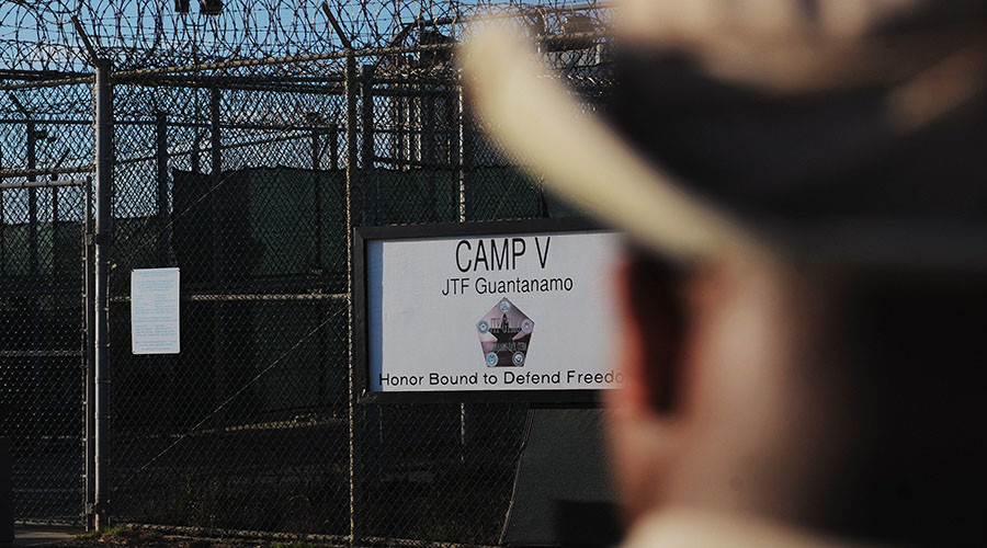 Release of 10 Yemeni detainees to Oman brings Gitmo population to under 100