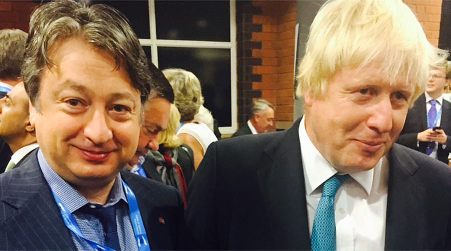 Boris Johnson should lead Tories in 2020, NOT George Osborne – major party donor
