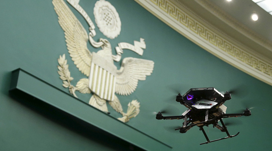 FAA forces dozens of drone clubs in Washington, DC area to shut down