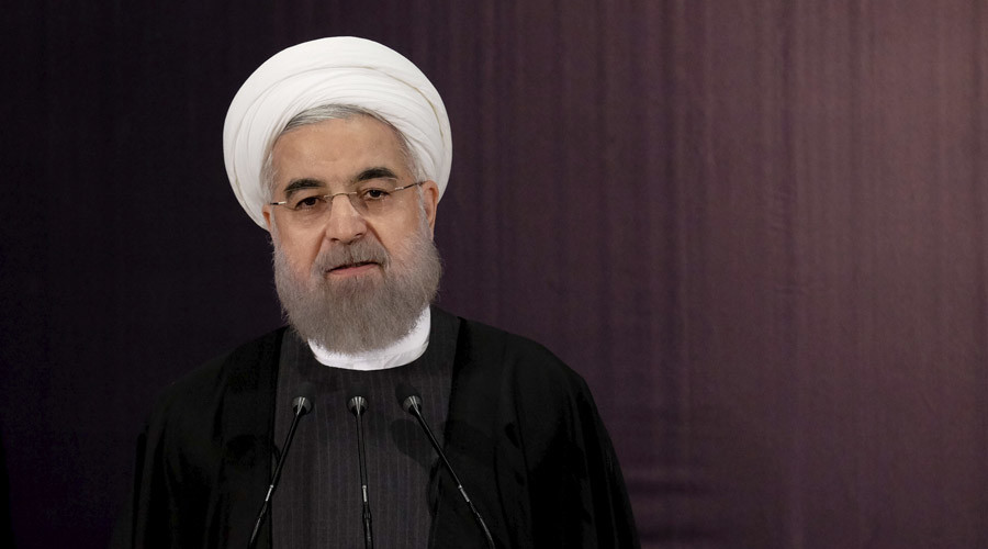 Iranian president wants to expand missile program in response to US sanctions - media