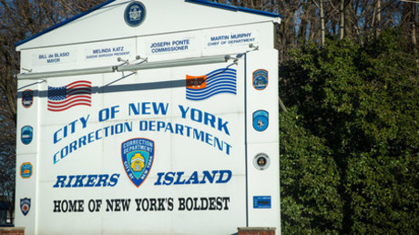 'I was in love with him': Female Rikers Island officer charged with rape, drug conspiracy