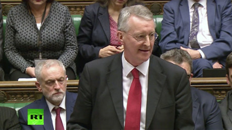 Hilary 2016? Benn's 'career-defining' speech could see him challenge Corbyn for Labour leader