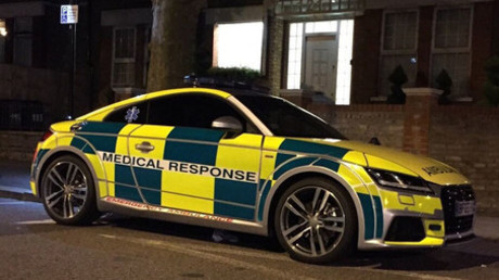Cut and run: Circumcision ambulance carjacked in London