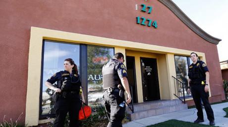'Surreal': First responder to San Bernardino massacre describes 'unspeakable carnage'