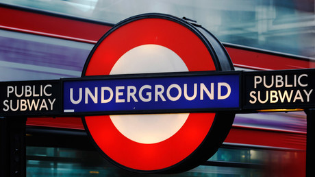 Horrific moments of London Tube knife attack caught on VIDEO