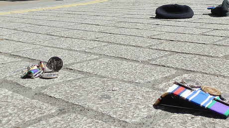 Veterans to throw down medals, urge disobedience in Downing Street Syria protest