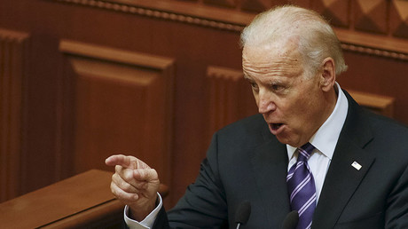 Biden urges Ukraine to fight 'cancer-like' corruption or lose international financial aid