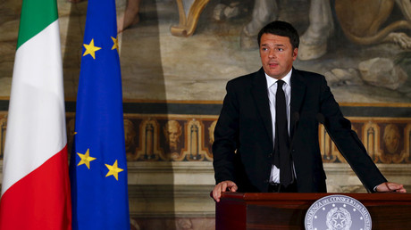 Italy demands review of EU sanctions extension against Russia