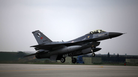 Turkey bombs multiple PKK locations in northern Iraq, 67 militants killed